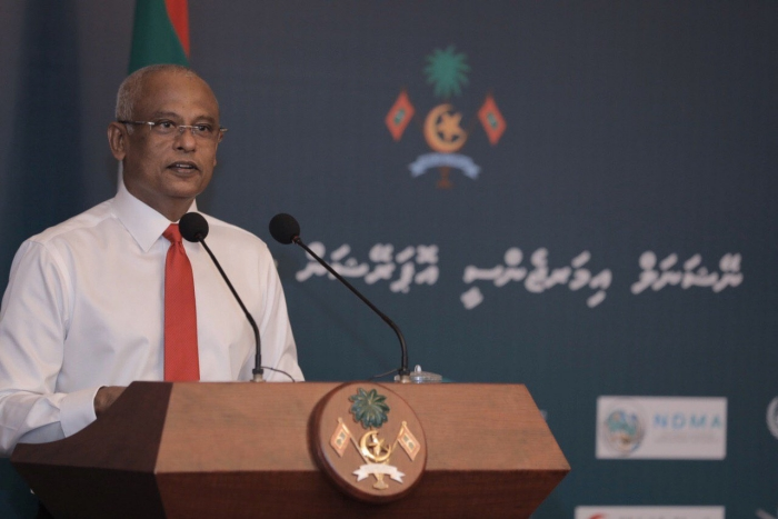 Maldives pres bullish on economic recovery, says tourism boom in Q4