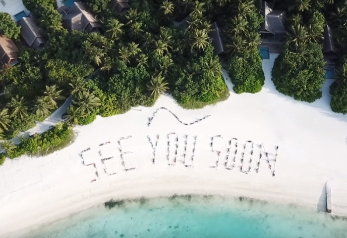 Niyama Maldives takes break with 'See You Soon' video