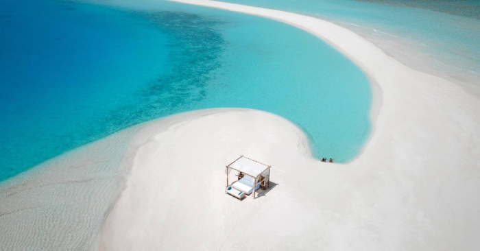 Vote in Condé Nast Traveller Readers' Choice Awards to win week-long Maldives holiday