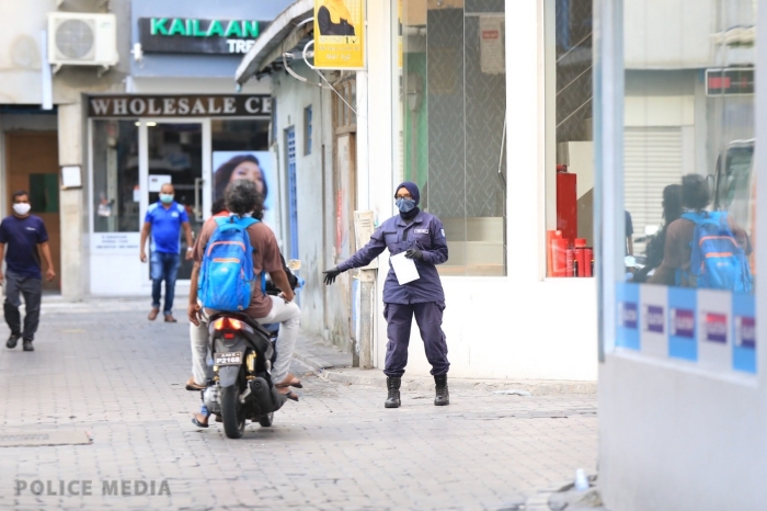 Maldives begins phased easing of lockdown, most measures to remain for two weeks