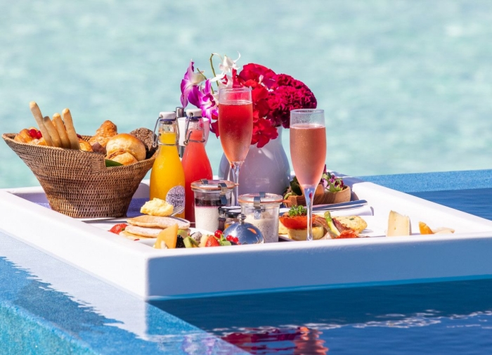 Spectacular dining experiences in Maldives for couples
