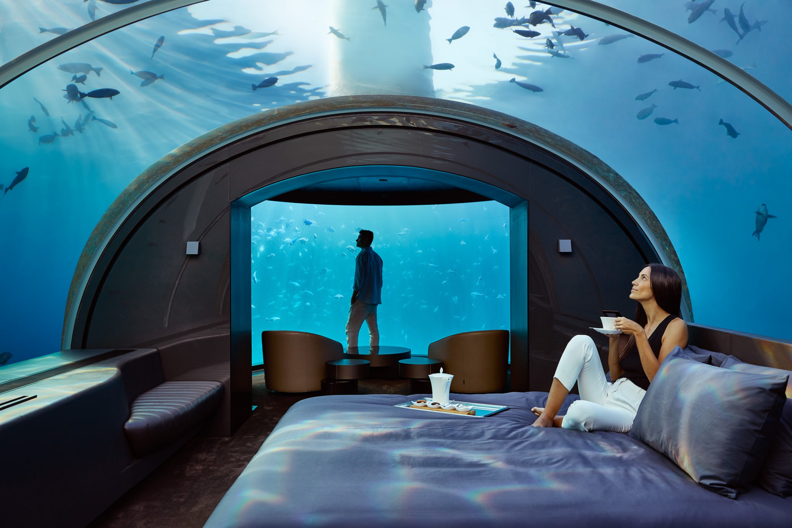 Hilton's Maldives resorts invite travellers to experience unparalleled personalised service, distinctive experiences