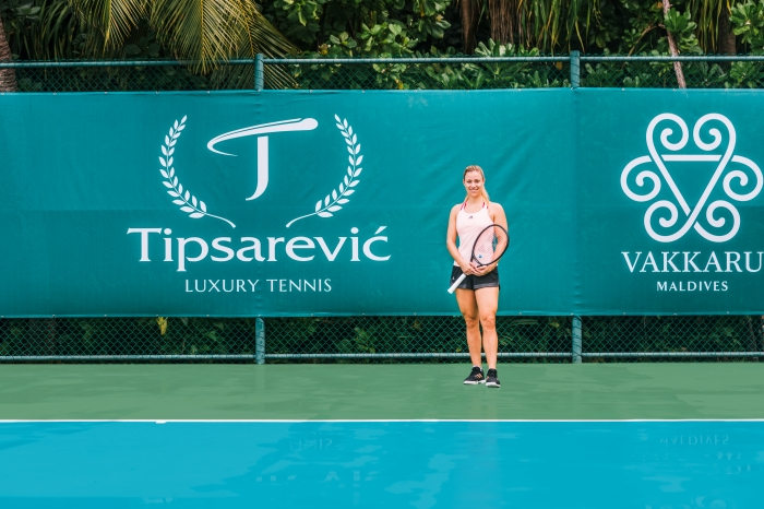 Tipsarevic Luxury Tennis at Vakkaru Maldives