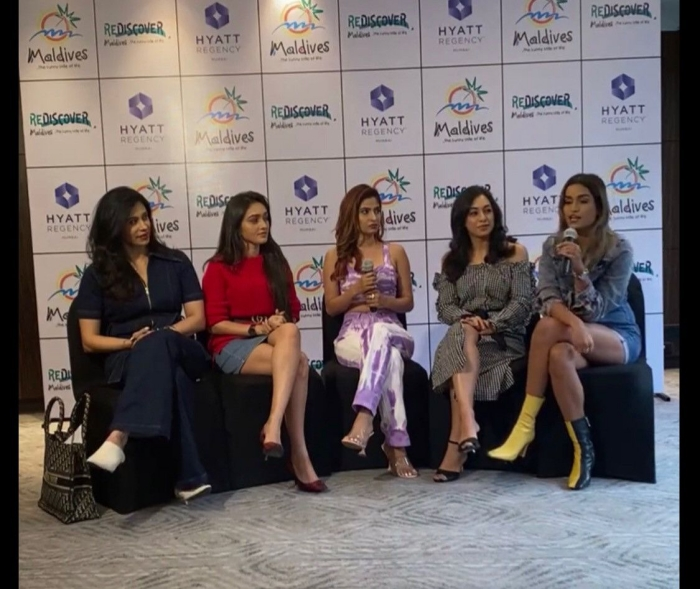Visit Maldives launches Instagram live conference with Indian celebrities