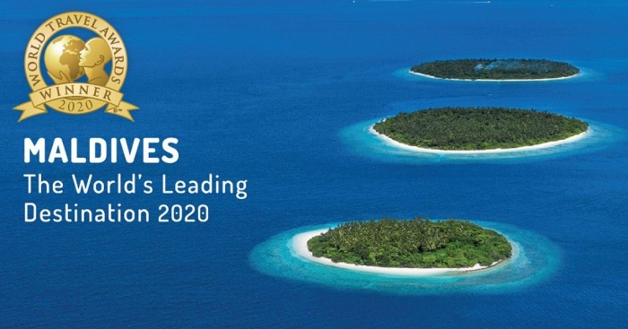 Maldives crowned World's Leading Destination in historic World Travel Awards win