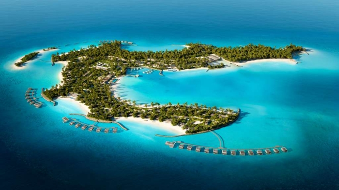Patina Maldives venerates horizon with biophilic design concept