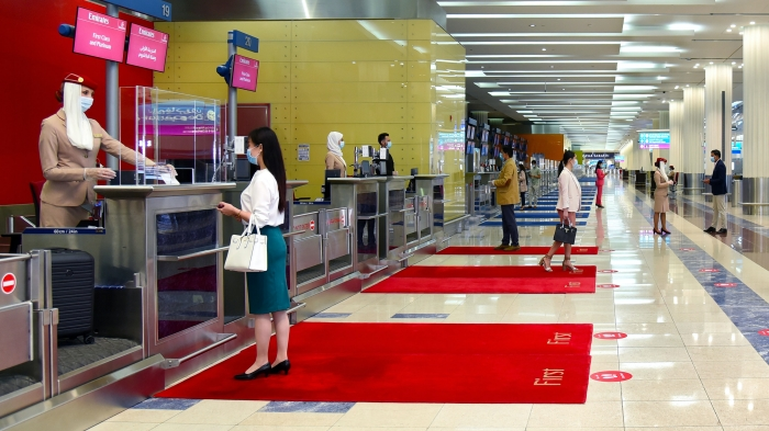 Emirates becomes one of world's first airlines to trial IATA Travel Pass