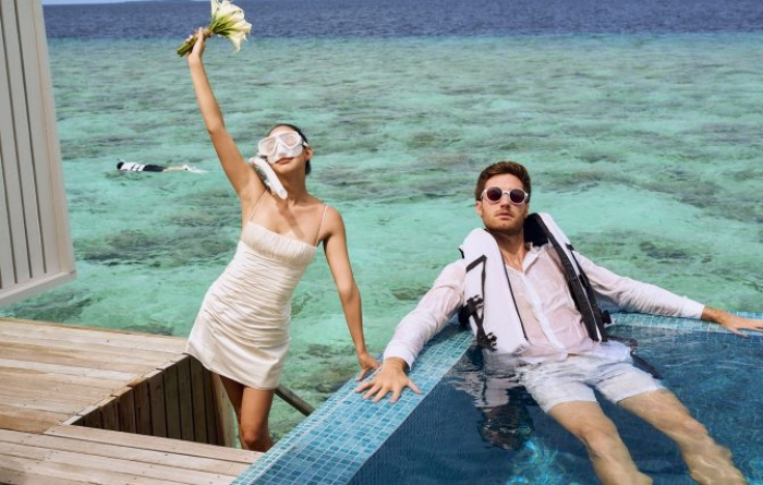 The Standard Maldives: Most sought out Valentine's Day getaway