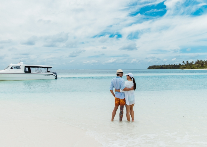 Journey across hemispheres at Park Hyatt Maldives