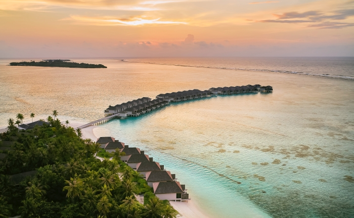 Glamorous European flair lands in paradise this summer with debut of Le Méridien Maldives Resort