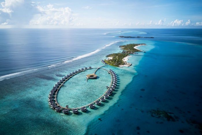 Unparalleled luxury embraces circle of island life with debut of The Ritz-Carlton Maldives Fari Islands