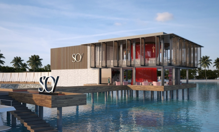 S Hotels to bring Accor's avant-garde lifestyle brand SO/ to Maldives