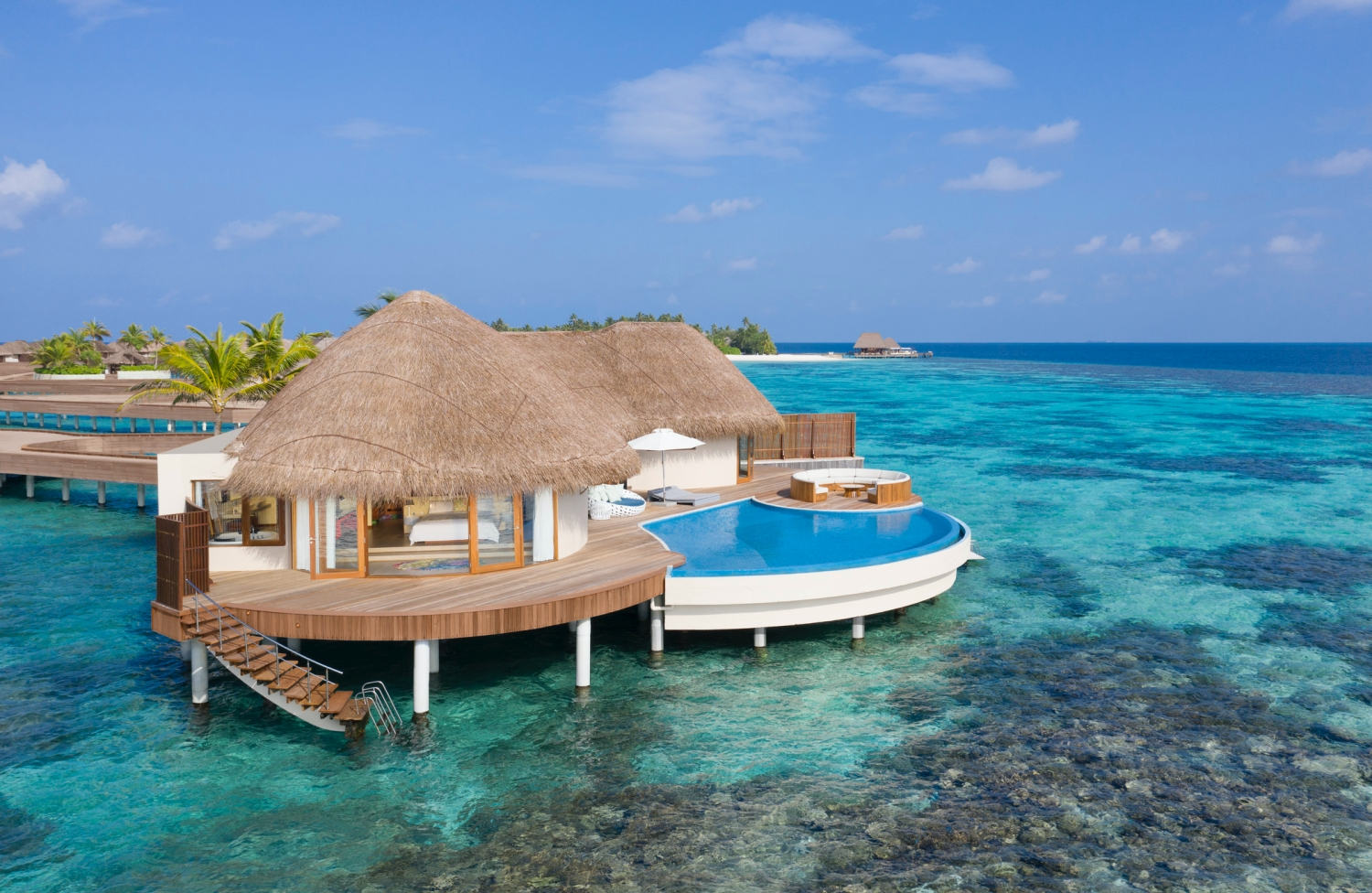 Marriott Bonvoy resorts in Maldives offer hard-to-miss festive packages